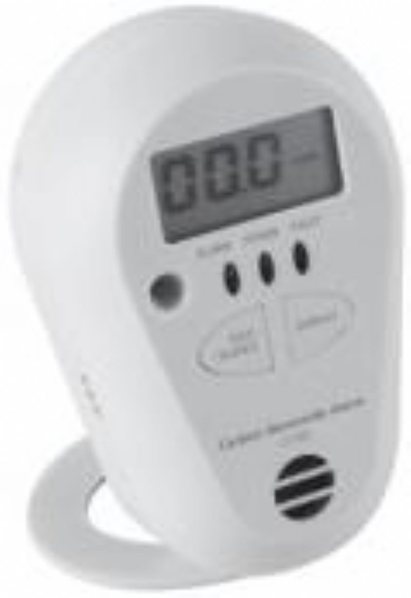 Deltronic CO7BD karbonmonoksid CO Alarm110333